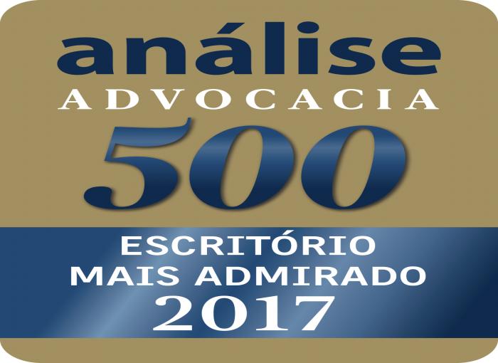Francisco Carvalho Advogados é eleito um dos escritórios de advocacia mais admirados do Brasil